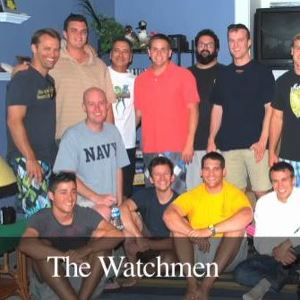 Fundraising Page: Watchmen Group Giving